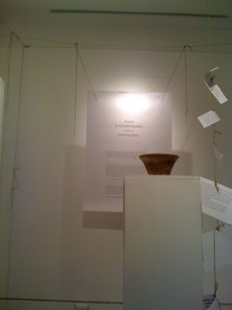 John Talbot's bowl and poems