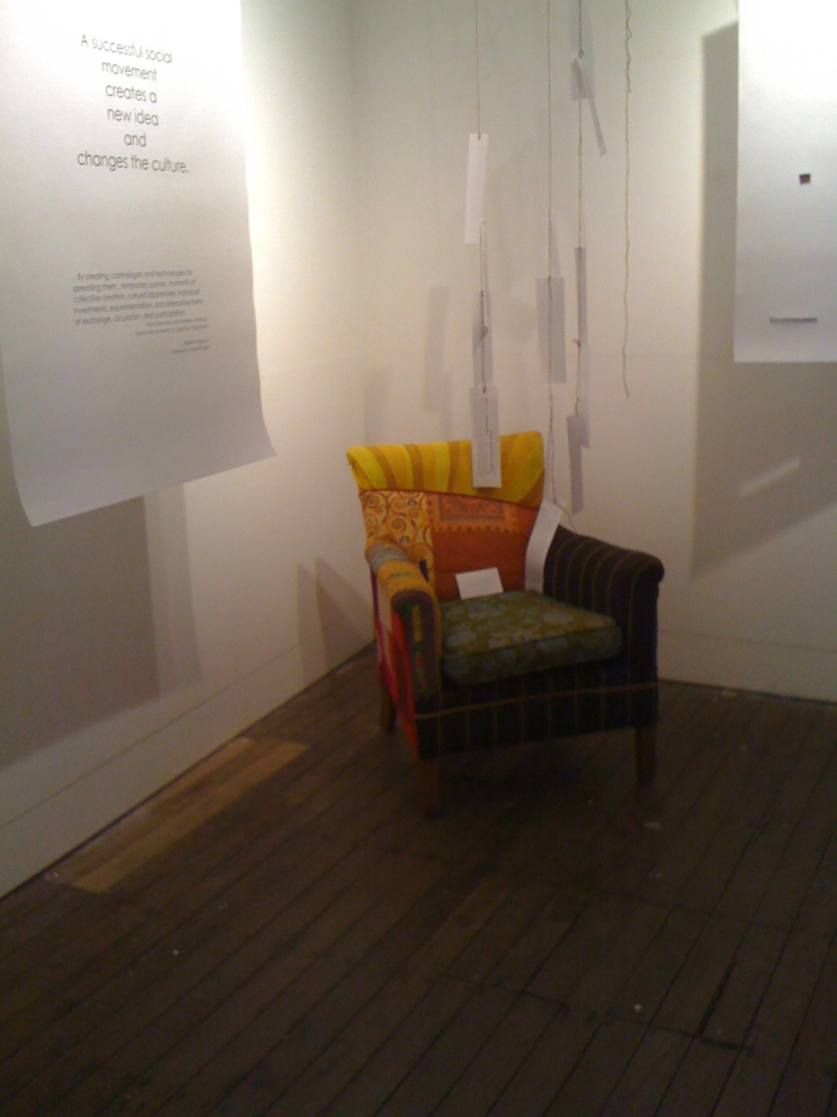 Maaike's chair