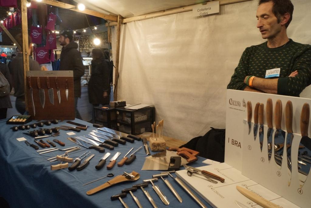 Cheese Knives from Bra Silvano Collini