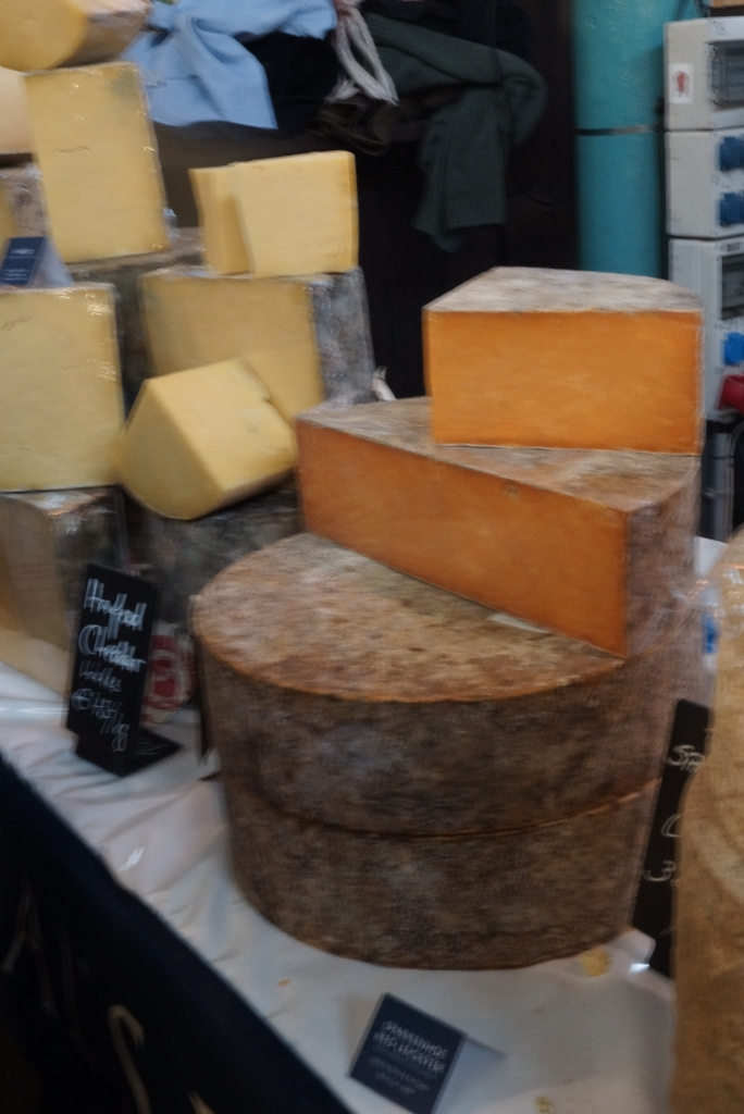 Red Leicester from Neil's Yard