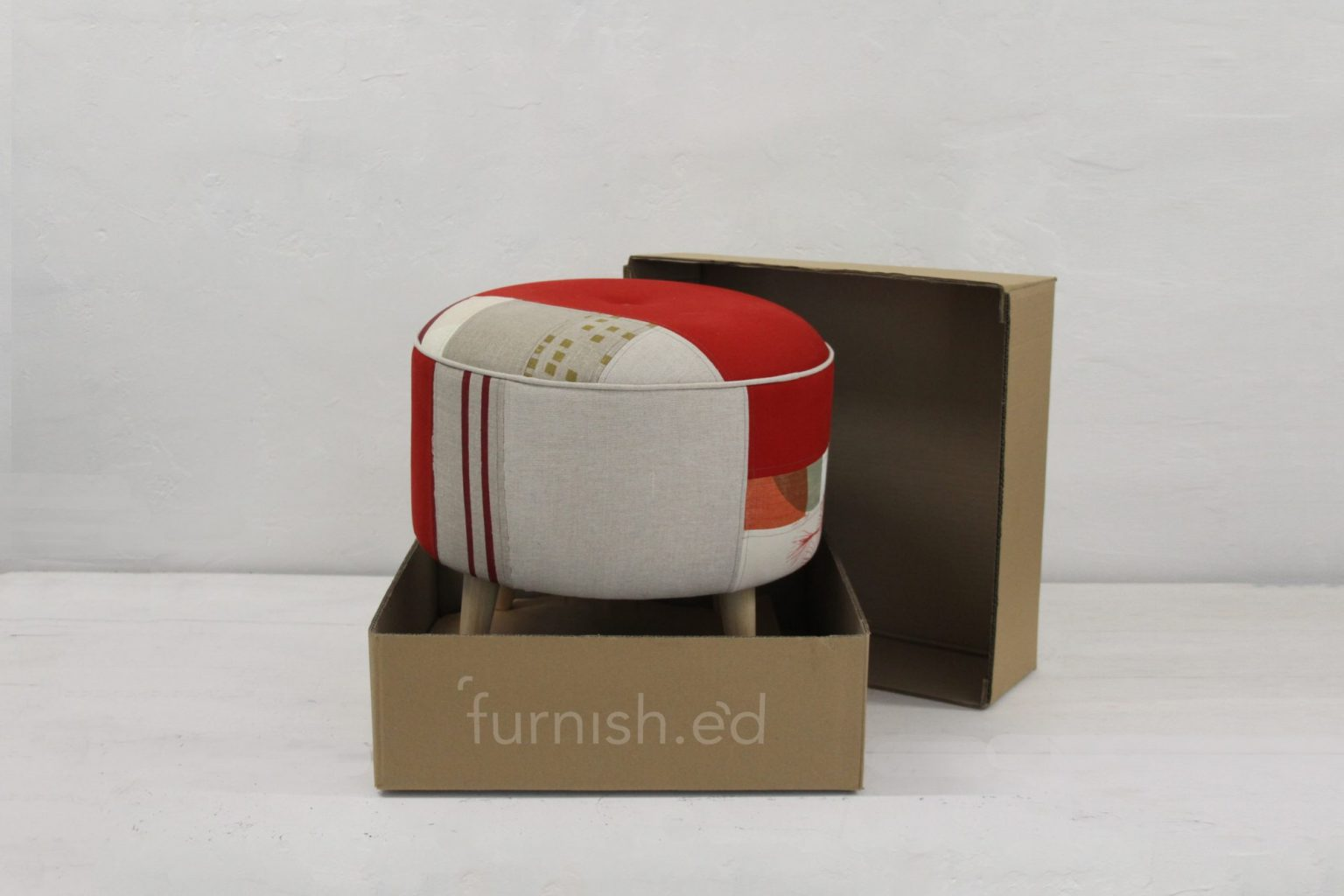 AOK SC Box - Red
